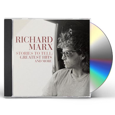 Richard Marx Stories To Tell: Greatest Hits CD