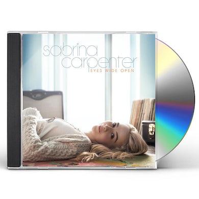 Sabrina Carpenter EYES WIDE OPEN CD
