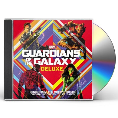 Soundtrack Guardians Of The Galaxy Deluxe (2 CD) CD