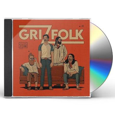 GRIZFOLK CD