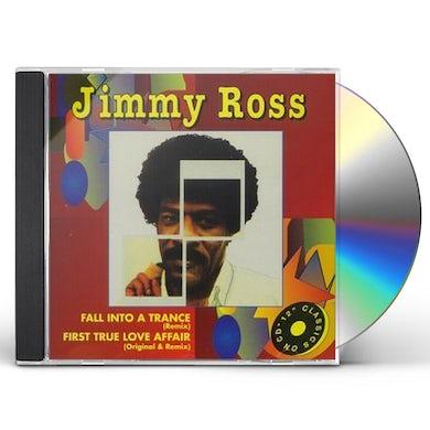 Jimmy Ross   FIRST TRUE LOVE AFFAIR CD