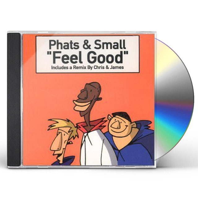 Phats & Small FEEL GOOD CD