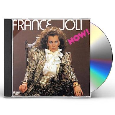 France Joli NOW CD