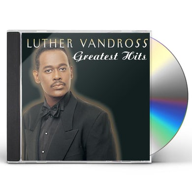 Luther Vandross GREATEST HITS CD
