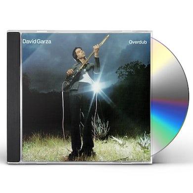 David Garza OVERDUB CD