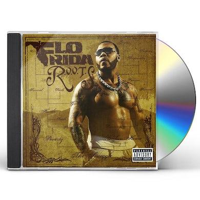 Flo Rida ROOTS CD