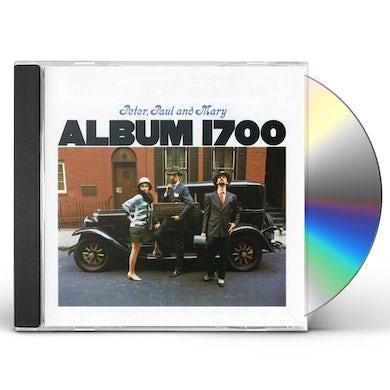 Peter Paul & Mary ALBUM 1700 CD