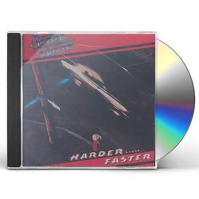 April Wine Harder Faster CD