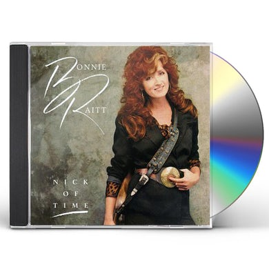 Bonnie Raitt  NICK OF TIME CD