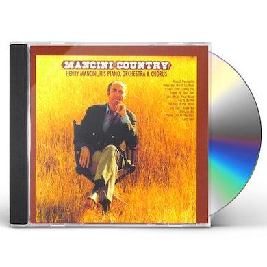 Henry Mancini MANCINI COUNTRY CD