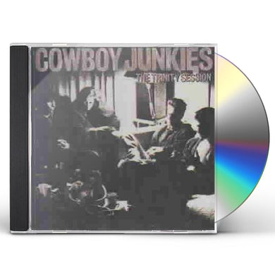 Cowboy Junkies TRINITY SESSIONS CD