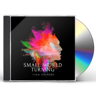 Thea Gilmore SMALL WORLD TURNING CD