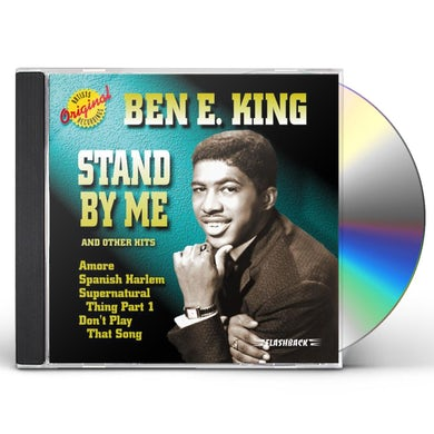 Ben E King STAND BY ME & OTHER HITS CD