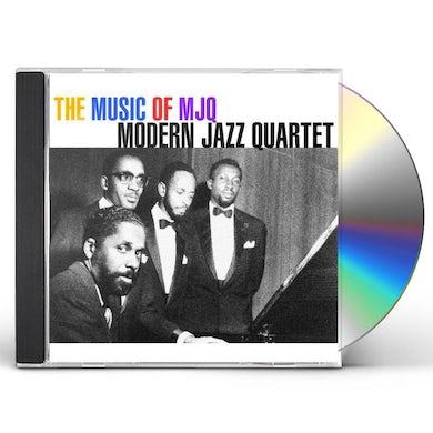 The Modern Jazz Quartet MUSIC OF MJQ CD