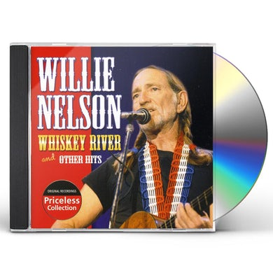 Willie Nelson WHISKEY RIVER CD