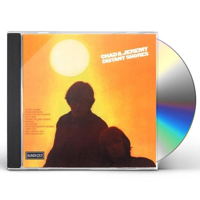 Chad & Jeremy DISTANT SHORES CD