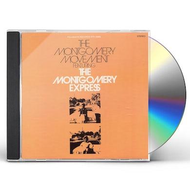 THE MONTGOMERY MOVEMENT CD