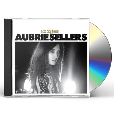 Aubrie Sellers NEW CITY BLUES CD