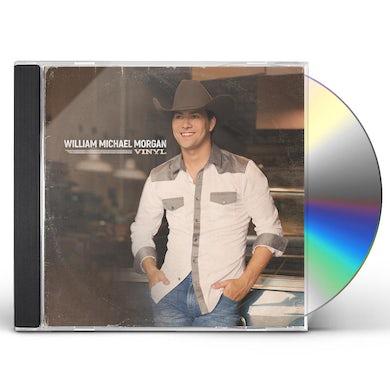 William Michael Morgan VINYL CD