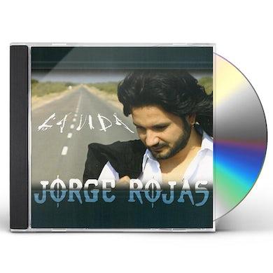 Jorge Rojas VIDA CD