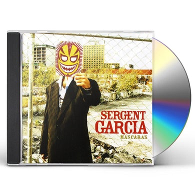 Sergent Garcia MASCARAS CD