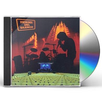 Heroes Del Silencio PARASIEMPRE CD