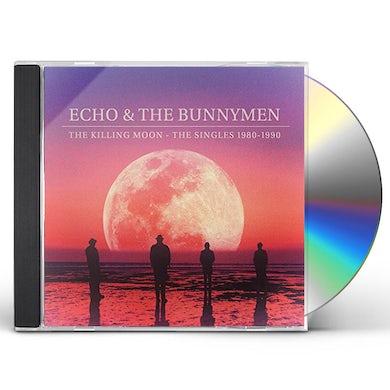Echo & the Bunnymen KILLING MOON: DECADE OF HITS 1980-1990 CD