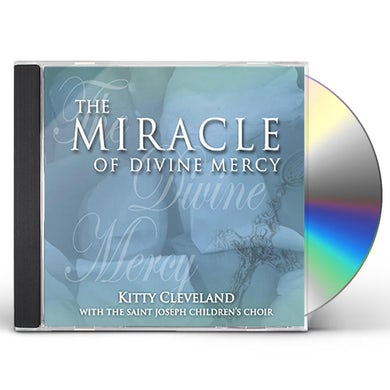 Kitty Cleveland MIRACLE OF DIVINE MERCY CD