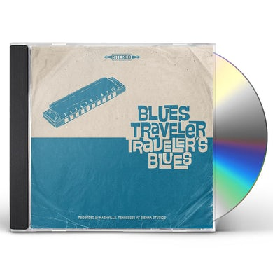 Blues Traveler Traveler's Blues CD
