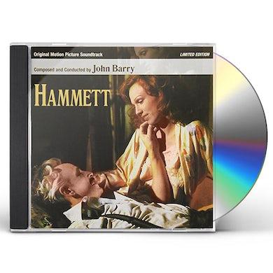 John Barry HAMMETT / Original Soundtrack CD