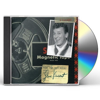 Gene Vincent OUTTAKES CD