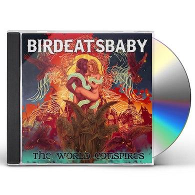 Birdeatsbaby WORLD CONSIPIRE CD
