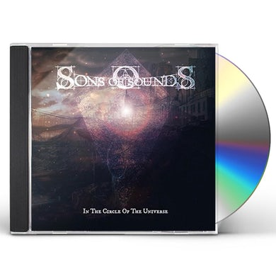 Sons Of Sounds IN THE CIRCLE OF THE UNIVERSE CD