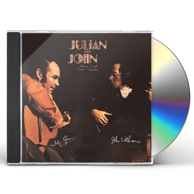 Julian Bream TOGETHER & TOGETHER AGAIN CD