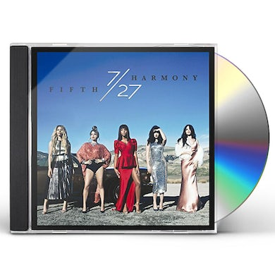 Fifth Harmony 7/27 JAPAN DELUXE EDITION CD