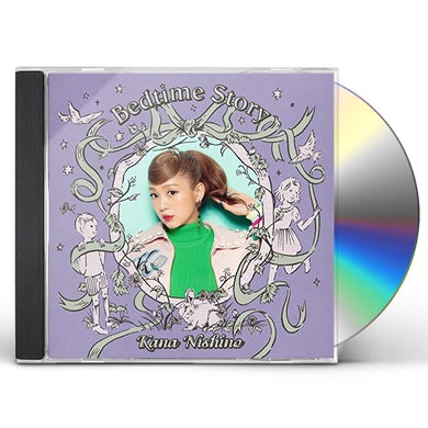 Kana Nishino BEDTIME STORY CD