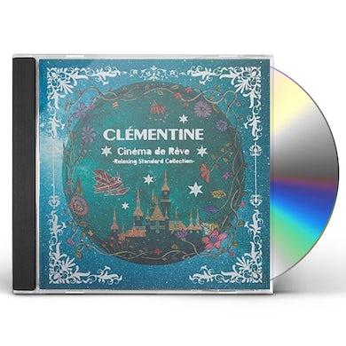 Clementine DREAM CINEMA CD