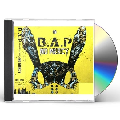 B.A.P NO MERCY CD