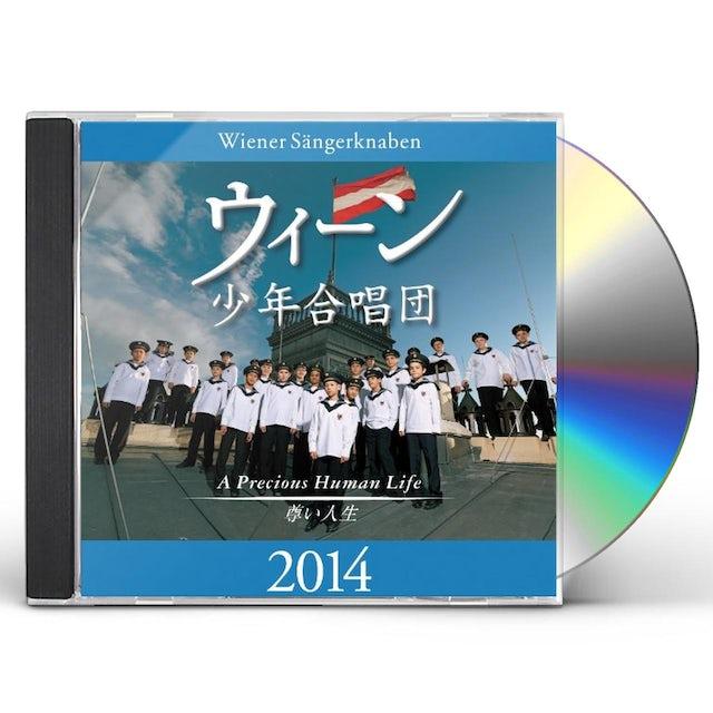 Vienna Boys Choir WIENNER SANGERKNABEN 2014 CD