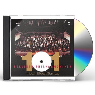 Classic BERLINER PHILHARMONIKER BEST 101 CD