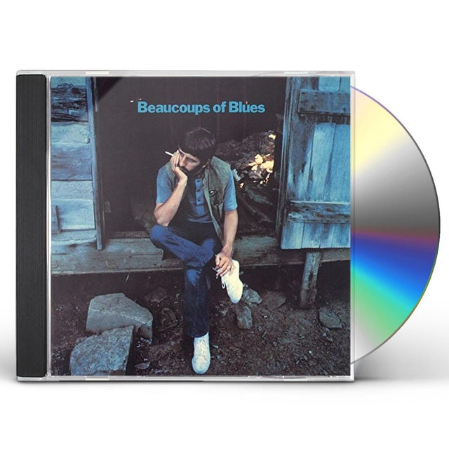 Ringo Starr BEAUCOUP OF BLUES CD