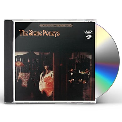 STONE PONEYS FEATURING LINDA RONSTADT CD