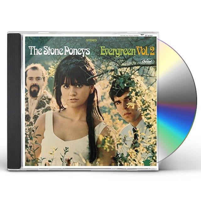 Linda Ronstadt EVERGREEN VOL. 2: LIMITED CD