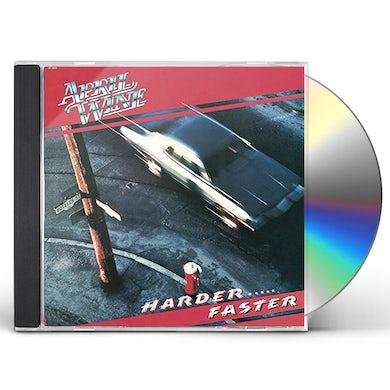 April Wine HARDER FASTER: LIMITED CD