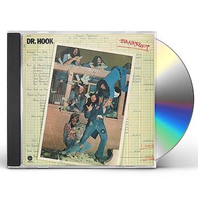 Dr Hook BANKRUPT CD