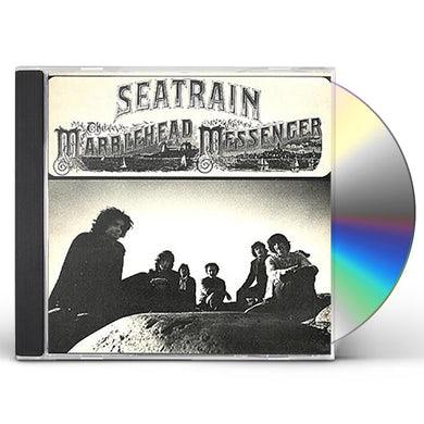 Seatrain MARBLEHEAD MESSENGER CD