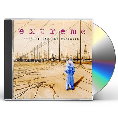 Extreme WAITING FOR THE PUNCHLINE CD