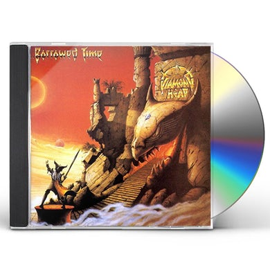 Diamond Head BORROWED TIME CD
