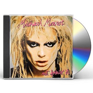 Michael Monroe NOT FAKIN IT CD