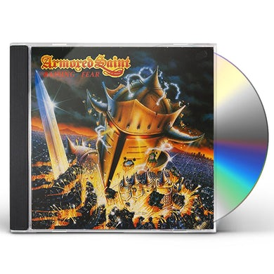 Armored Saint RAISING FEAR CD